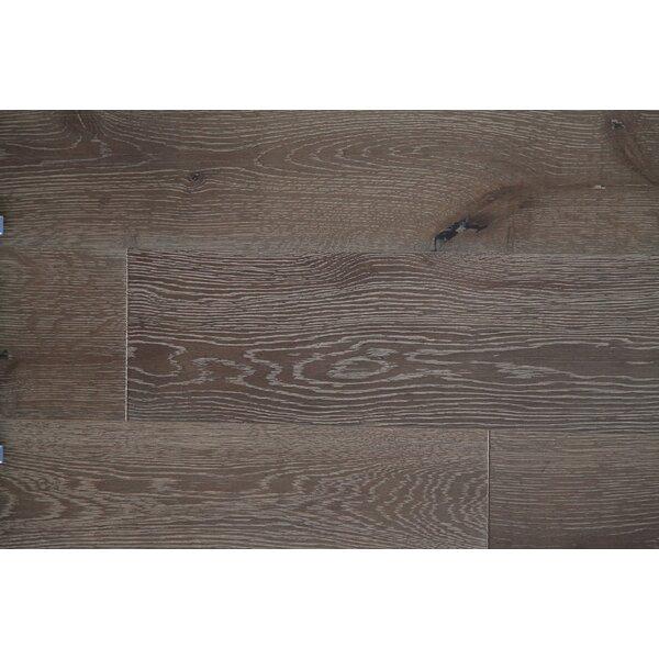 Vita Bella Plus 7 Engineered Oak Hardwood Flooring in Brown/Gray by Alston Inc.