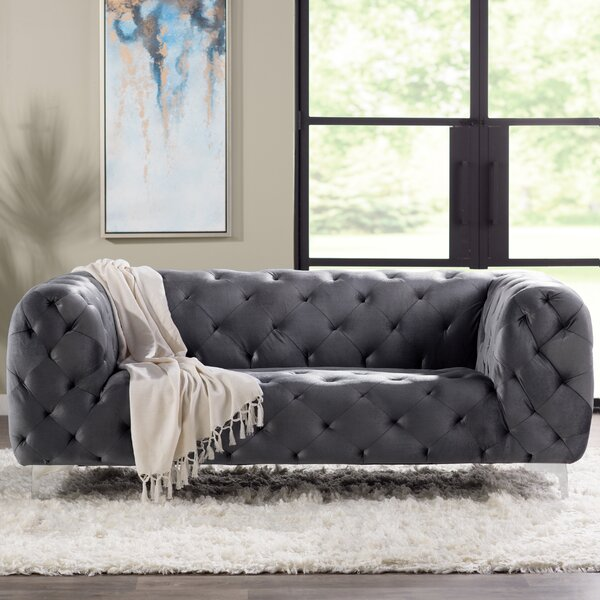 Get Valuable Kamden Loveseat by Brayden Studio by Brayden Studio