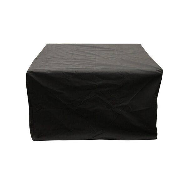 Linear Vintage Fire Table Rectangular Vinyl Cover by The Outdoor GreatRoom Company