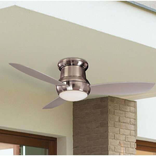 52 Concept II 3 Blade Outdoor LED Ceiling Fan by Minka Aire