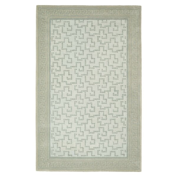 Martha Stewart Byzantium Rainwater Greek Key Area Rug by Martha Stewart Rugs