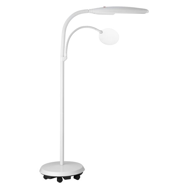 Easy-Twist 47 Arched Floor Lamp by Daylight Company