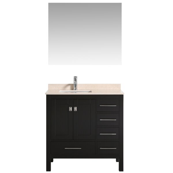 Khadijah 36 Single Bathroom Vanity Set by Red Barrel Studio