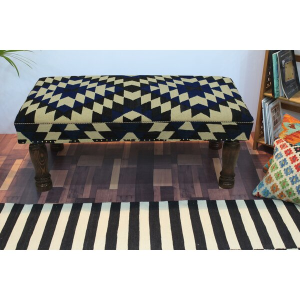 Stryker Upholstered Bench by Bloomsbury Market