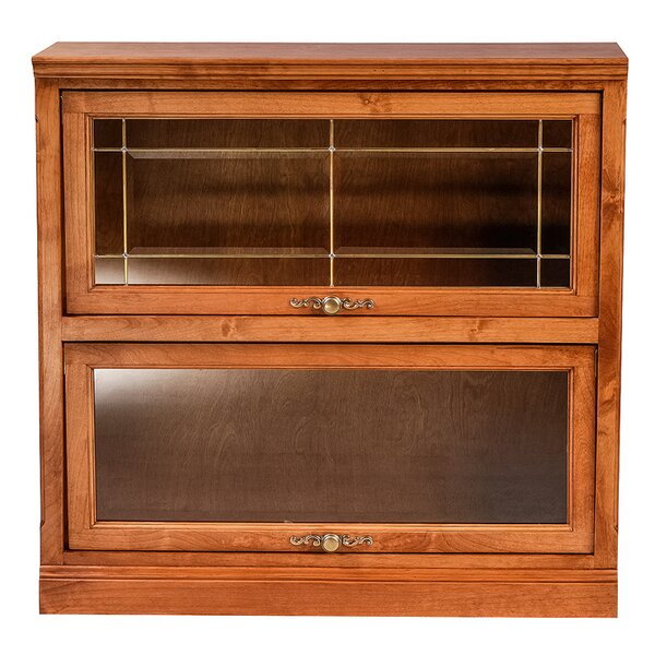Mcintosh Traditional Legal Barrister Bookcase by Loon Peak