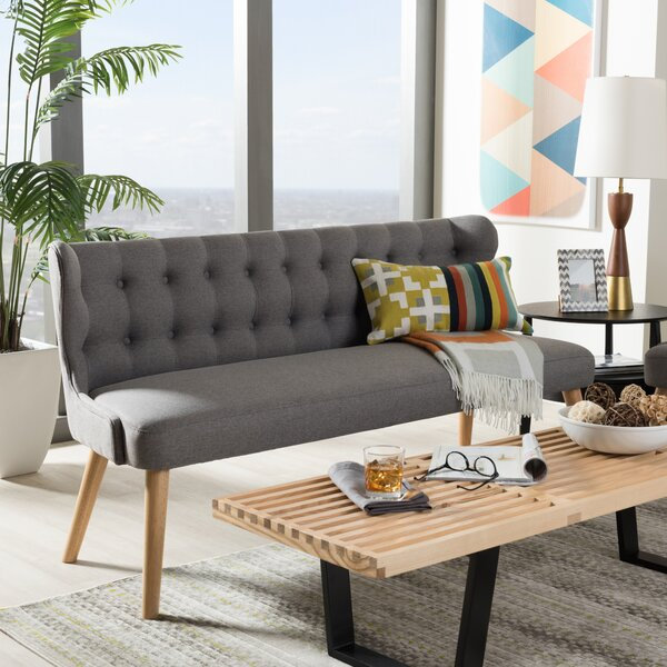 Alessia Upholstered Bench by Wholesale Interiors