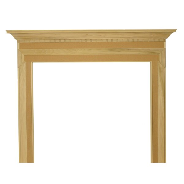 Bravada Fireplace Mantel Surround by MantelCraft