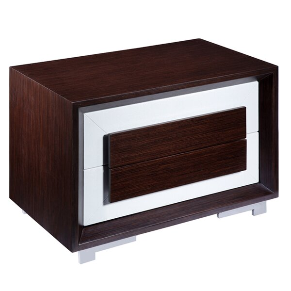 CJ 1 Drawer Nightstand by Allan Copley Designs