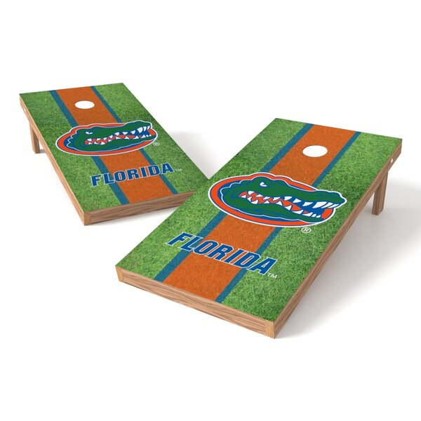 NCAA Field Game Cornhole Set by Tailgate Toss