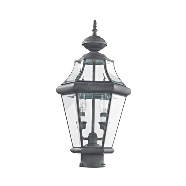 Creason 2-Light Lantern Head by Darby Home Co