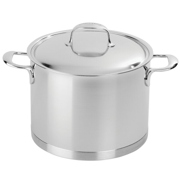 Atlantis Stainless Steel Stock Pot by Demeyere