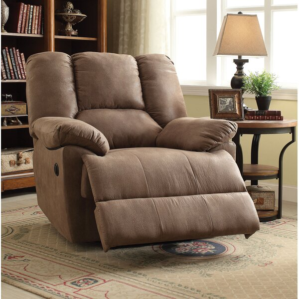 Walz Power Recliner by A&J Homes Studio