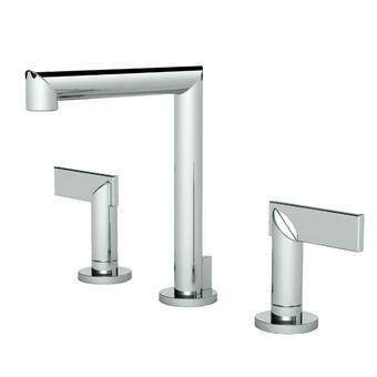 Deck Plate Polished Chrome Speakman S-8720-CA-E SensorFlo Classic Battery-Powered Lavatory Sensor Faucet with 8 in