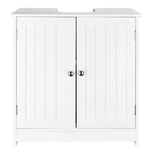 Limones 23.62 W x 23.62 H x 11.42 D Free-Standing Bathroom Cabinet