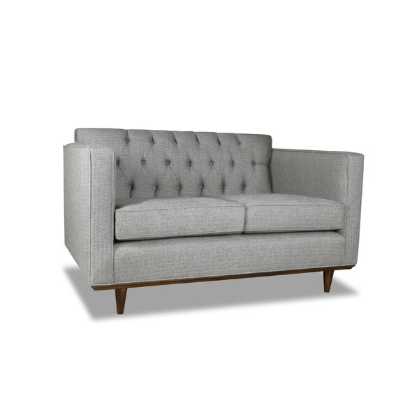 Dysart Plush Deep Loveseat by Corrigan Studio