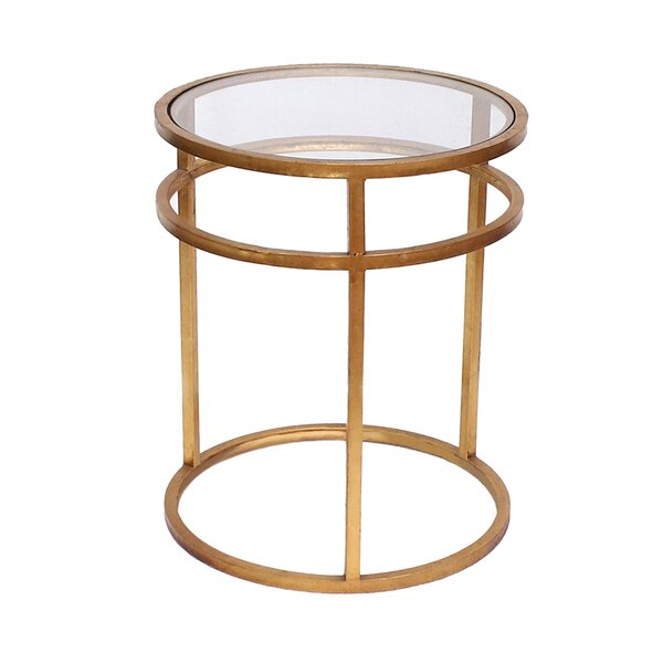 Kellie End Table by Mercer41 Mercer41