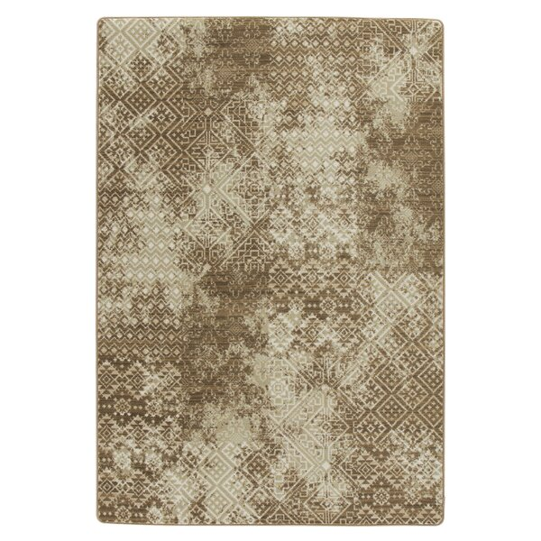 Tate Burlap Area Rug by Bungalow Rose