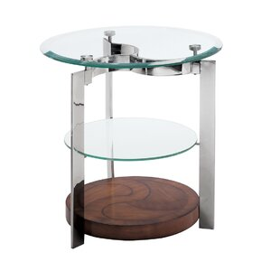 Compare Byron End Table By Wade Logan