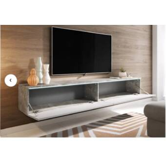 Brayden Studio Beauvais Tv Stand For Tvs Up To 88 Reviews Wayfair Co Uk