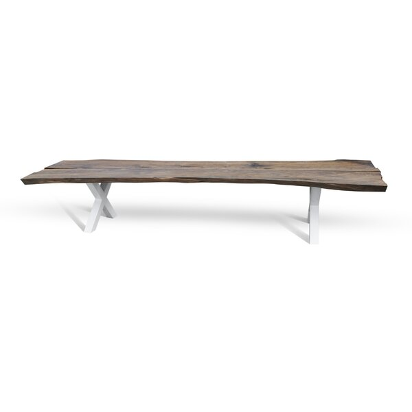 Olivares Solid Wood Dining Table by Foundry Select