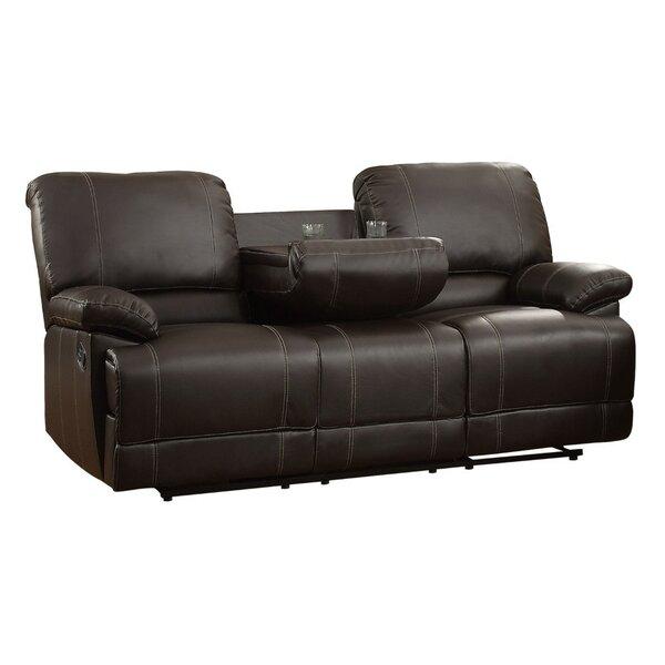 Hitterdal Reclining Sofa By Red Barrel Studio