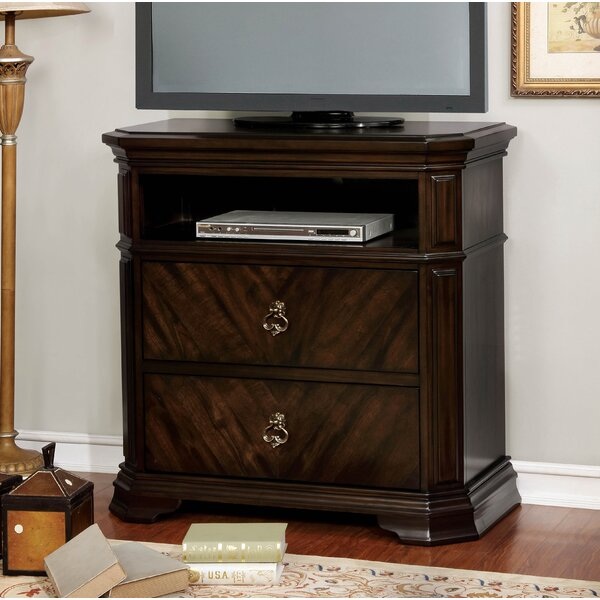 Rudisill 2 Drawer Chest by Astoria Grand