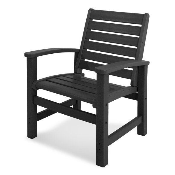 Signature Patio Dining Chair by POLYWOOD®