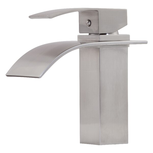 Remi Single Hole Bathroom Faucet by Novatto