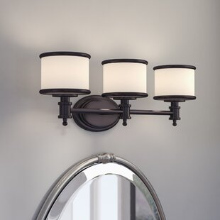Price comparison Midvale 3-Light Vanity Light By Andover Mills