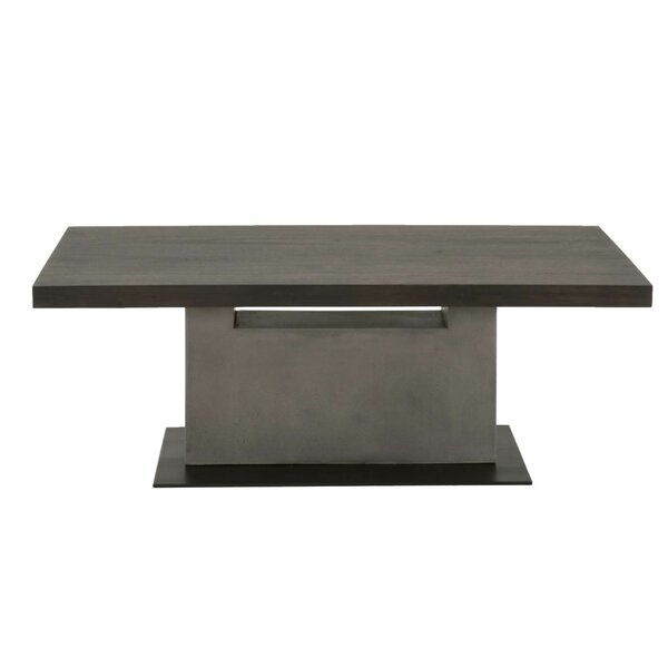 Madeline Wood Coffee Table by Foundry Select