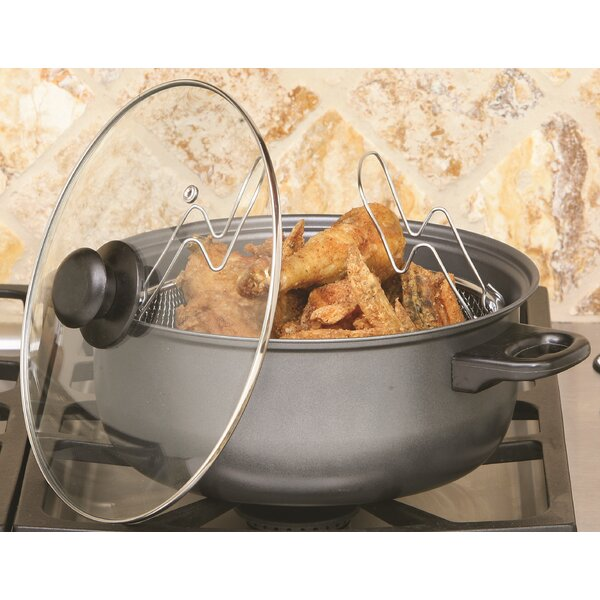 4.3 Liter Non-Stick Deep Fryer by Cook Pro