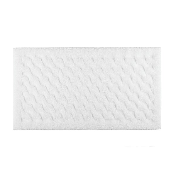Venito Wave 100% Cotton Bath Rug