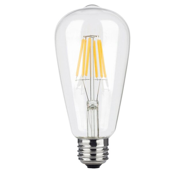 E26 Dimmable LED Edison Light Bulb by Eurus Home