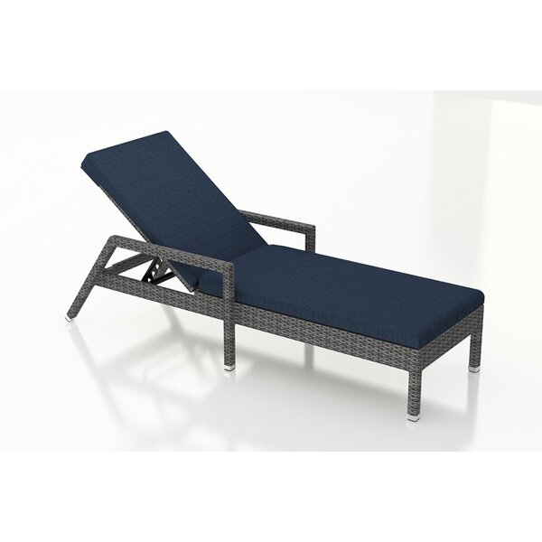 Hobbs Reclining Chaise Lounge with Cushion