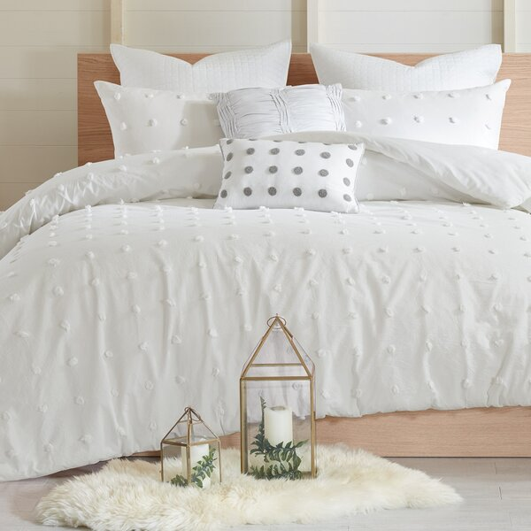 Aiden Cotton Comforter Set by Eider & Ivory