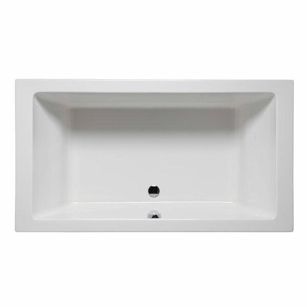 Naples 66 x 36 Air Bathtub by Malibu Home Inc.