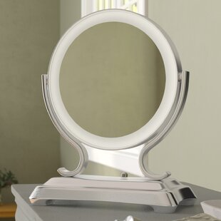 Great choice Makeup/Shaving Mirror By Three Posts