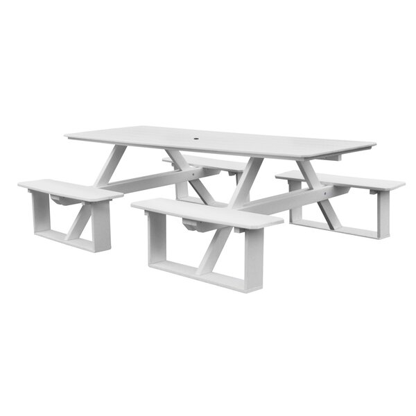 Westbrook Picnic Table by Rosecliff Heights
