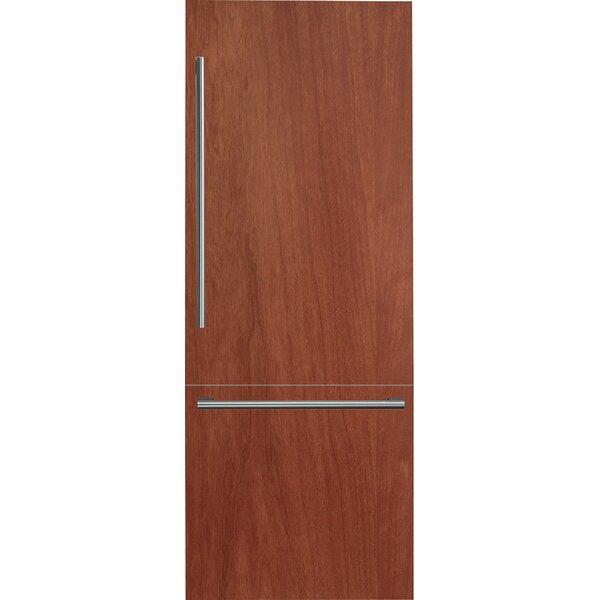 30 Counter Depth Panel Ready Bottom Freezer 16.4 cu. ft. Energy Star Refrigerator