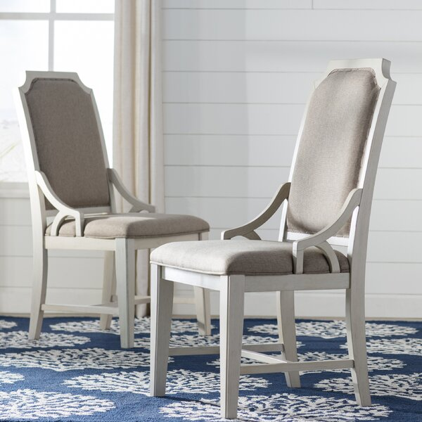 Georgetown Arm Chair (Set of 2) by Beachcrest Home