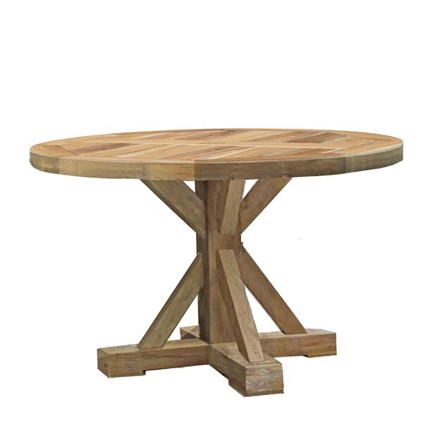 Modena Solid Wood Dining Table by Summer Classics