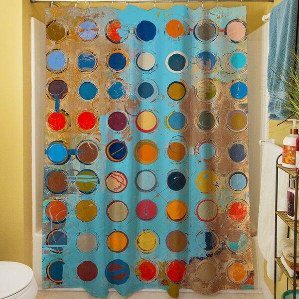Bojorquez Shower Curtain by Ivy Bronx