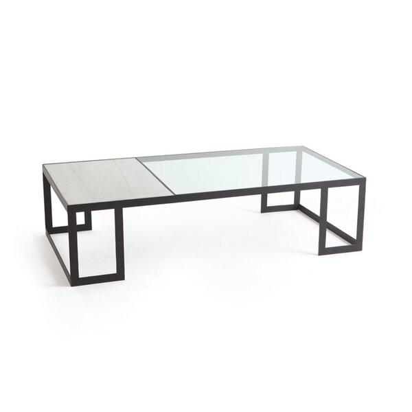 Bohnsack Coffee Table by Wrought Studio