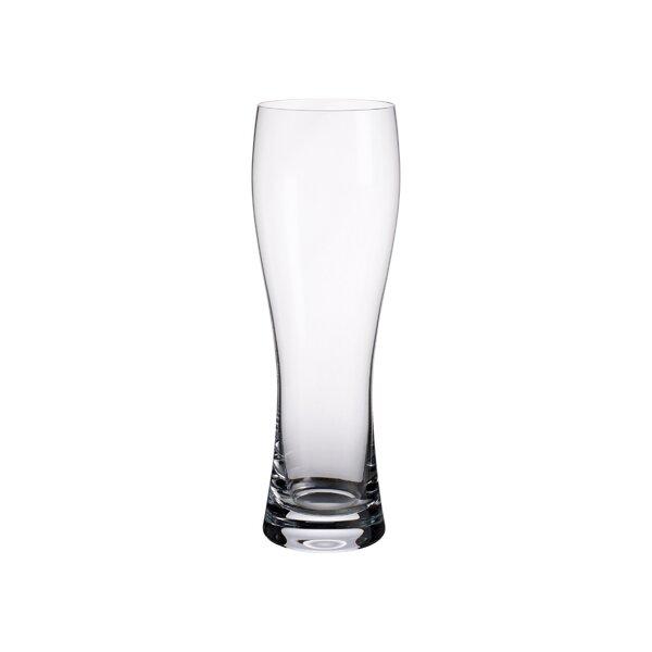 Purismo Beer Pilsner Glass (Set of 4) by Villeroy & Boch