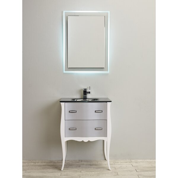Zarate 24 Single Bathroom Vanity Set by House of Hampton