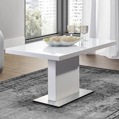 Devona Top Coffee Table by Orren Ellis