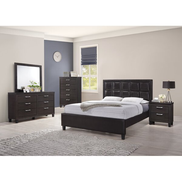 Synder Queen Platform Configurable Bedroom Set by Ebern Designs