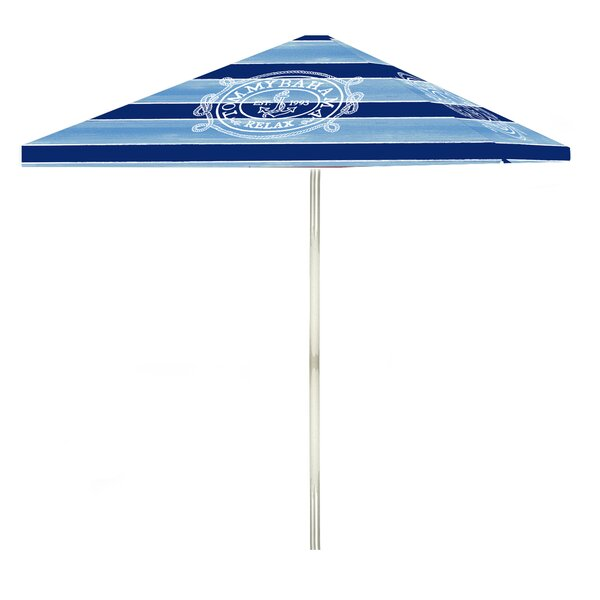 Tommy Bahama 6' Square Market Umbrella By Best Of Times