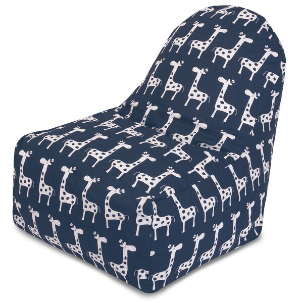 Stretch Bean Bag lounger by Majestic Home Goods