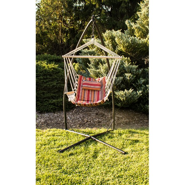 Remley Hanging Swing Chair by Loon Peak